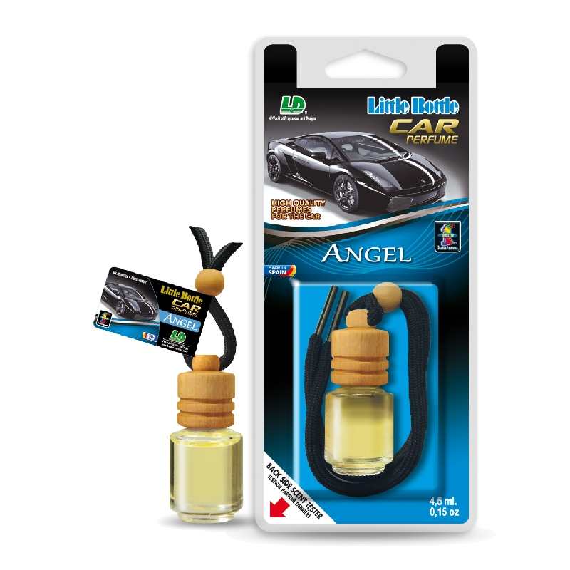 L&D Little Bottle Car Perfume Angel LDvůně