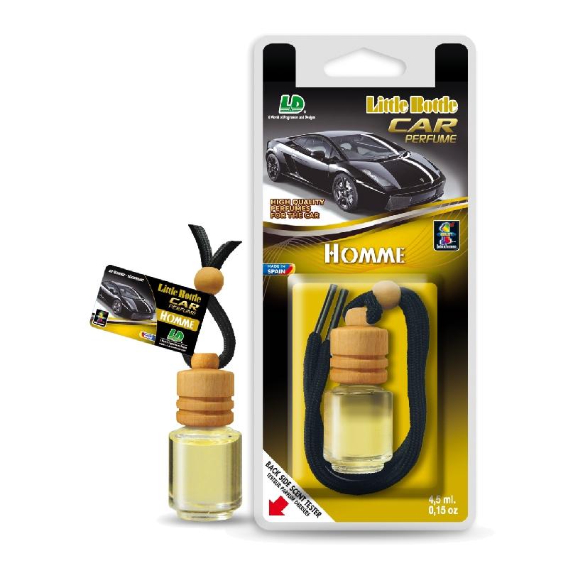 L&D Little Bottle Car Perfume Homme LDvůně
