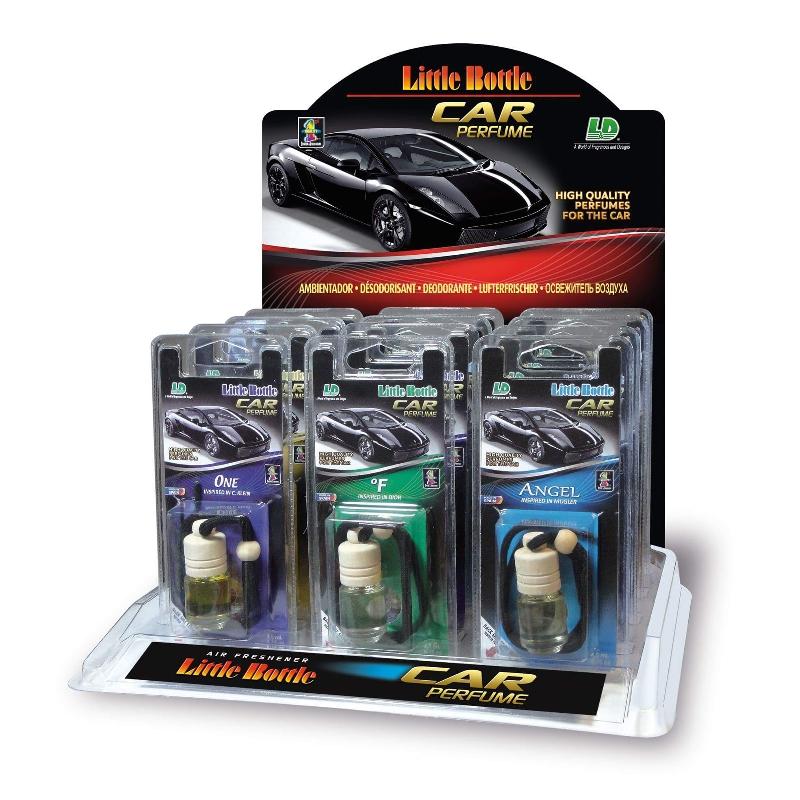 Autoparfémy L&D Little Bottle Car Perfume LDvůně