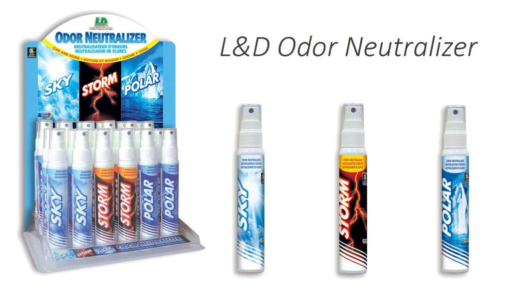 L&D Odor Neutralizer LDvůně.cz
