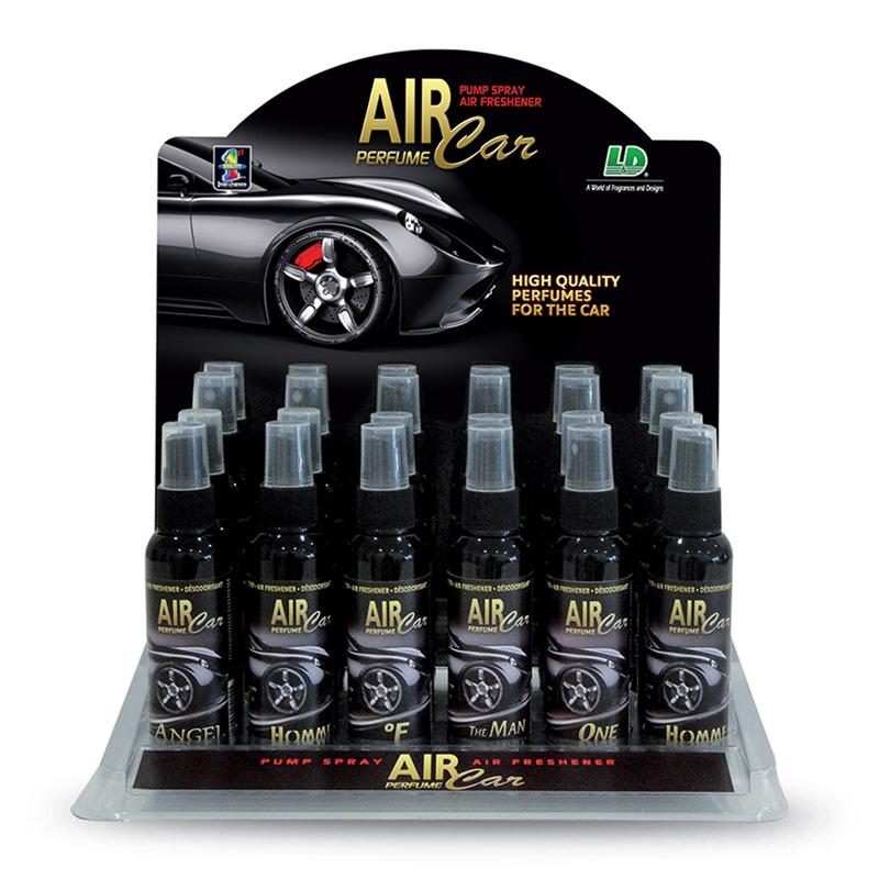 Vůně do auta L&D Air Car Perfume