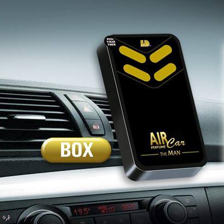 Parfémy do ventilace automobilu LD Box Vent Air Car Perfume