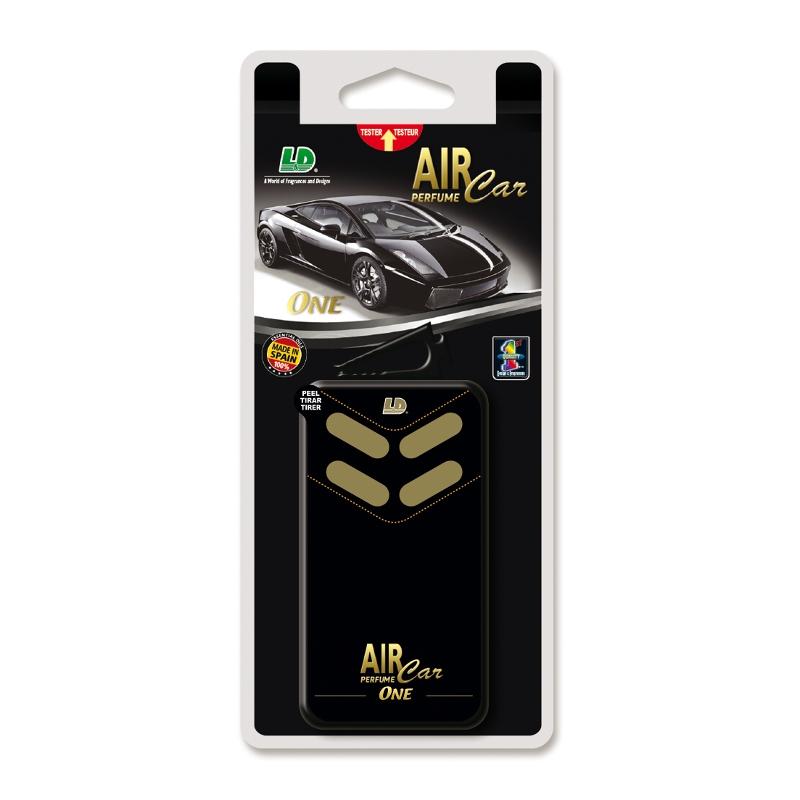 Autoparfém Little Box Vent Air Car Perfume One LD Vůně - L&D Aromaticos